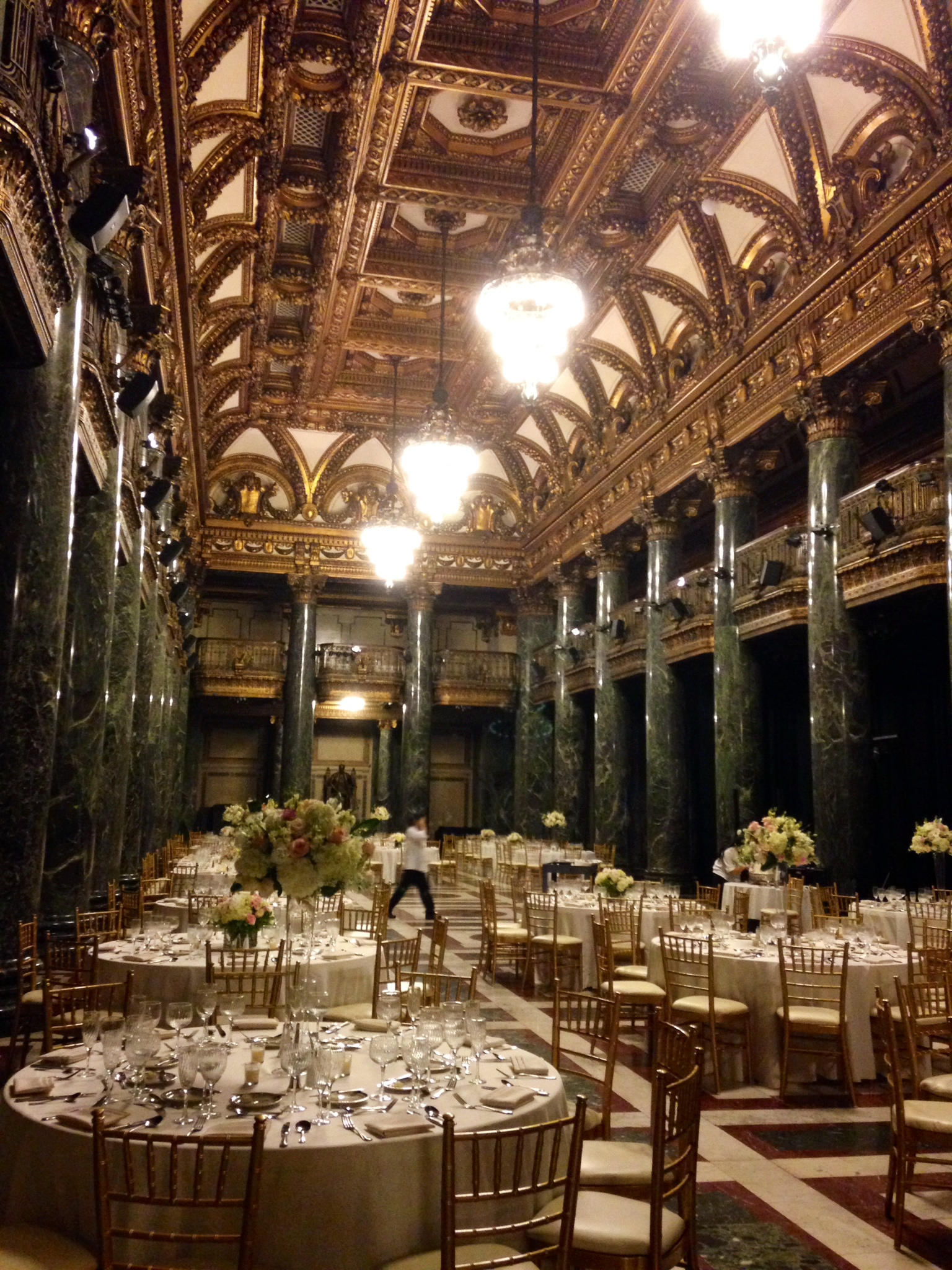 Carnegie Ballroom Cleveland Carnegie Music Hall Ballroom